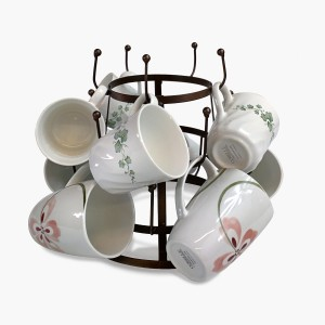 Sorbus® Mug Holder Tree OrganizerDrying Rack Stand
