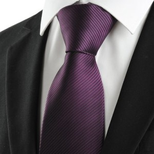 Stripe Classic Woven Men's Ties Neckties for Wedding Party Dress