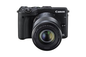 Canon EOS M3 Mirrorless Camera Kit with EF-M 18-55mm Image Stabilization (IS) STM and EF-M 55-200mm Image Stabilization