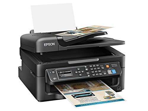 Top 10 best all in one color printers 2018 reviews for Best home office multifunction printers