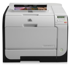 HP LaserJet Pro 400 M451nw Color Printer (CE956A)