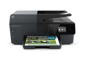 HP Officejet Pro 6830 Wireless All-In-One Inkjet Printer (E3E02A#B1H)