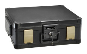 Honeywell Model 1104 1 Hour FireWater Chest for LegalletterA4 Size Documents