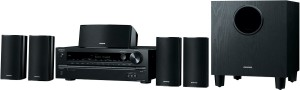 Onkyo HT-S3700 5.1-Channel Home Theater ReceiverSpeaker Package