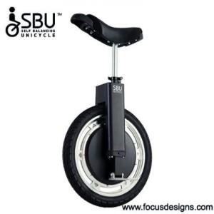 SBU V3 (Self-Balancing Unicycle)