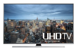 Samsung UN75JU7100 75-Inch 4K Ultra HD 3D Smart LED TV (2015 Model)