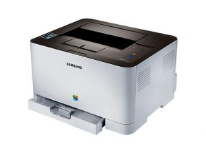 Samsung Xpress SL-C410WXAA Color Printer