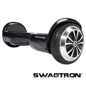 Swagtron T1 Hands Free Smart -Two Wheel Self Balancing Electric Scooter