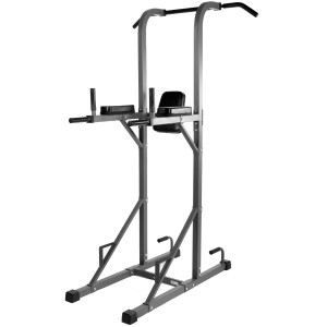 XMark Power Tower with Dip Station and Pull Up Bar XM-4434 (Gray or White)