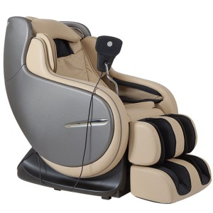 BRAND NEW ZERO GRAVITY MASSAGE CHAIR RECLINER LM8800 10YRS BEST WARRANTY (IVORY)