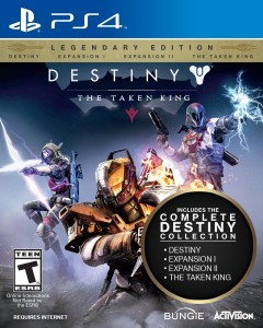 Destiny The Taken King - Legendary Edition - PlayStation 4