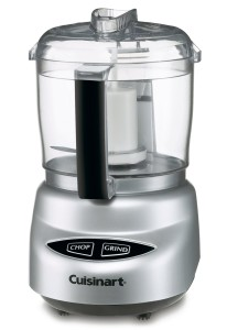 Conair Cuisinart DLC-2ABC Mini Prep Plus Food Processor Brushed Chrome and Nickel
