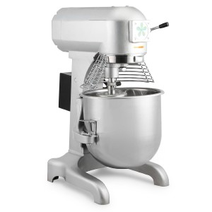 FoodKing Commercial Food Mixer Food Mixing Machine Stand Mixer 20 Quart 750W Electric Dough Mixer with 3 Agitator Attachments Commercial Grade (20 Quart)