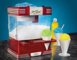 Nostalgia Electrics RSM602 Retro Series Snow Cone Maker