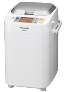 Panasonic NEW Home bakery (One Loaf of Bread Type) SD-BMS105-SW Silver White (Japan Import)