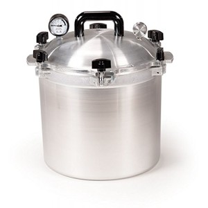 All American 921 21-12-Quart Pressure CookerCanner