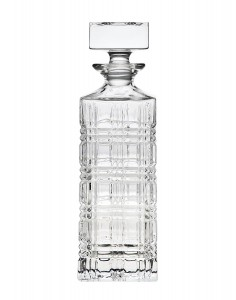 Godinger Brookfield Whiskey Decanter, 560ml. 19oz.