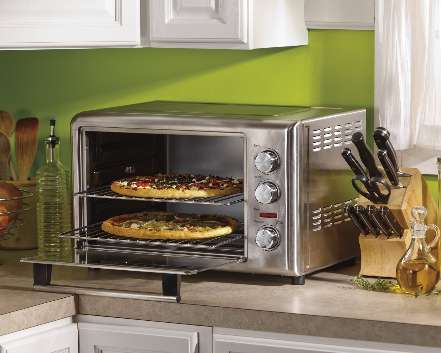 Top 10 Best Countertop Ovens 2019 Review