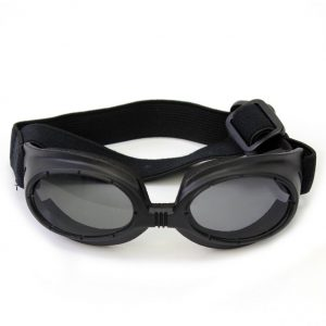 1 X Fashion Pet Dog Cat Goggle UV Sunglasses Eye Wear Protection Gift - Black