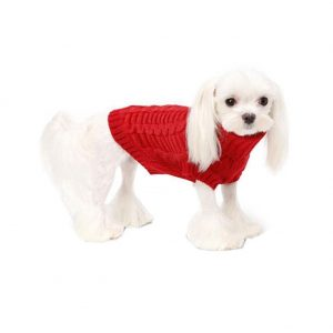 FUNOC® Pet Dog Warm Jumper Knit Sweater Clothes Puppy Cat Knitwear Costume Coat Apparel