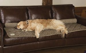 Orvis Improved Furniture Protector Only X-large Sofa Protector, Brown Tweed