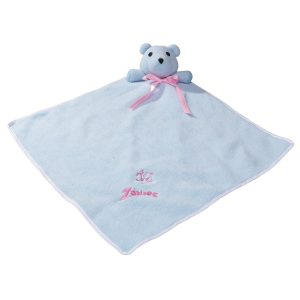 Zanies Polyester and Fleece Snuggle Bear Puppy Blanket