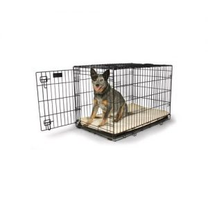 Petco classic dog crates is the best rated
