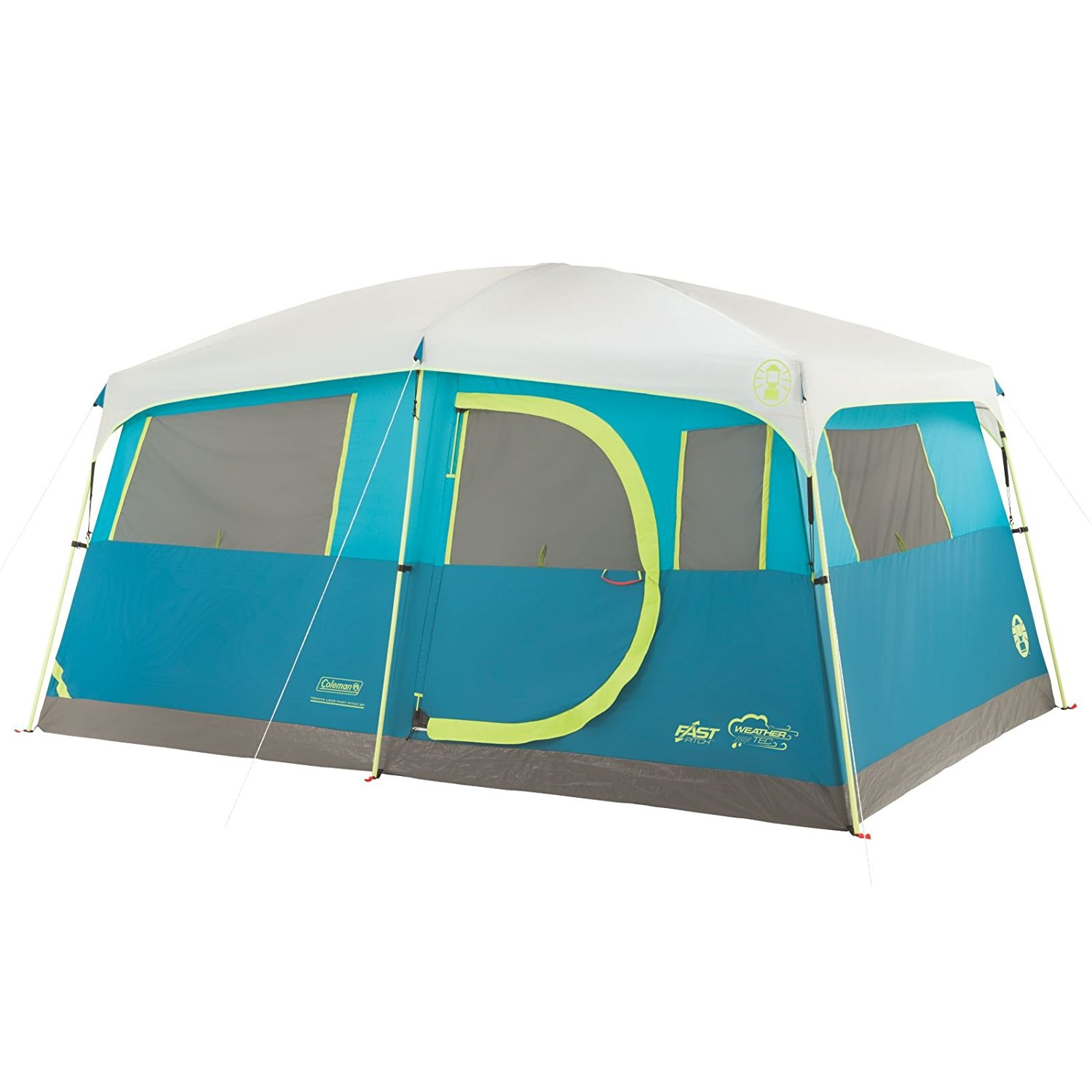 This Is One Of The Huge Family Tents That Come With Inbuilt Hanger Bars And Shelves To Make Life Easier For You However Tent Said Be Only 75