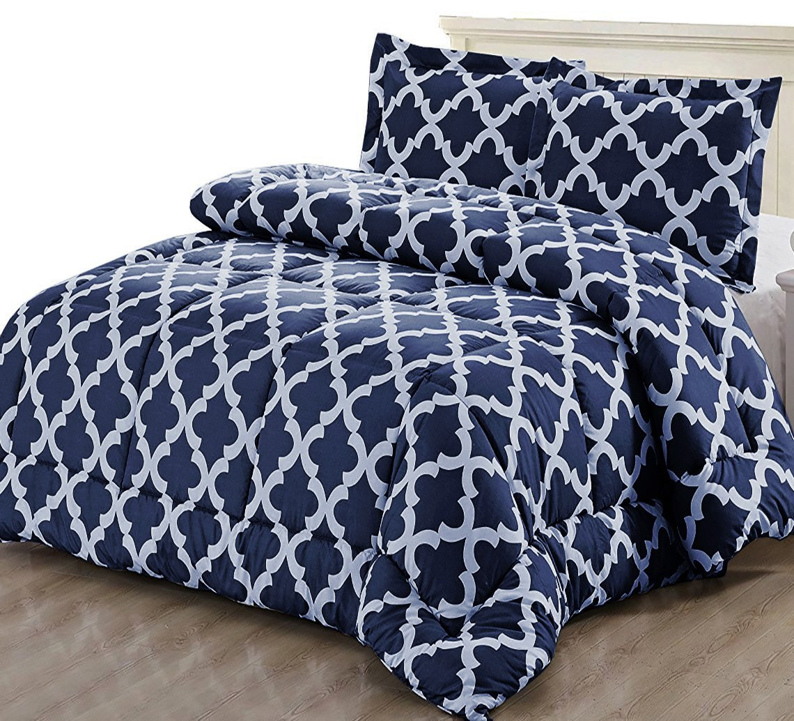 Etonnant This Comforter Set Comes Out Because Itu0027s Not Just High Quality, But  Produced With The Common Advancement That Combines Better Sewing And  Weaving.