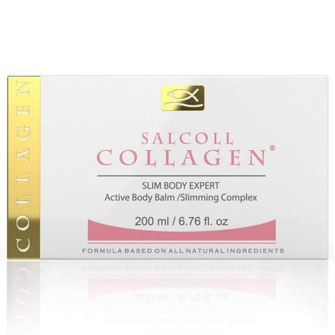 SALCOLL COLLAGEN Fat Reducer Cream - Anti Cellulite cream for Stretch Mark Removal, Pregnancy Stretch Mark and Tightening Skin Restores Natural Skin Texture Post Pregnancy or Weight Loss