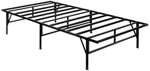 Zinus Dawn 14 Inch Easy To Assemble SmartBase Mattress Foundation Platform Bed Frame Box Spring Replacement, Twin