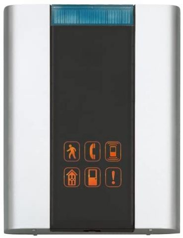 Honeywell RCWL330A1000N P4-Premium Portable Wireless Doorbell Door Chime and Push Button