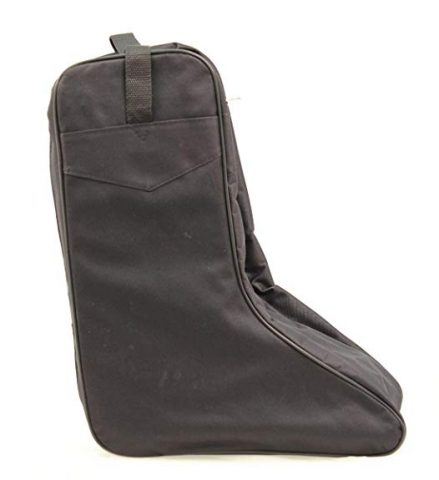 M&F WESTERN PRODUCTS.INC. Foot And Headwear Mens Boot Bag Cord Twin Black