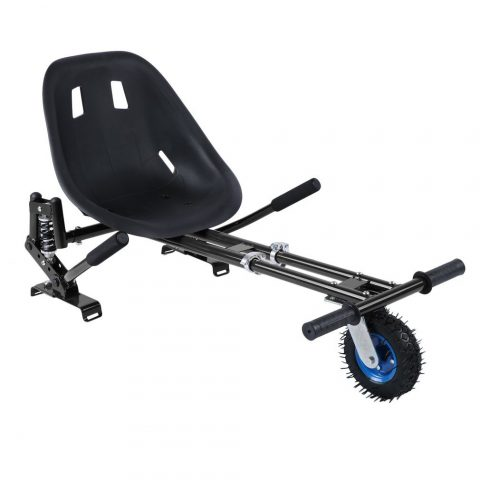 """Nexttechnology Hover Kart Self Balance Scooter, Drifting Mini Cart Conversion Kit 6.5"""" Hoverboard Cart Accessories for Off-Road Go-Karting, Hover Board..."""