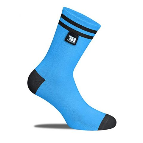 Tomahawque 100% Waterproof, Sweatproof, and Breathable Crew Socks | Perfect for Hiking, Trekking, Performance & Outdoor