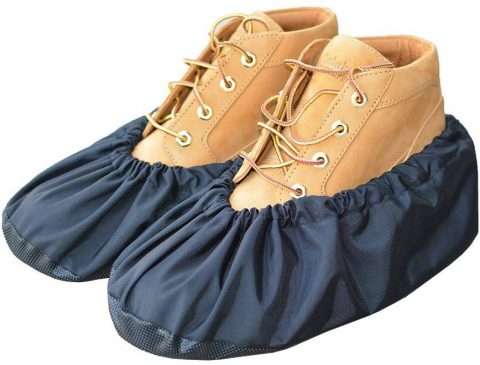 MyShoeCovers Premium Reusable Shoe and Boot Covers for Contractors