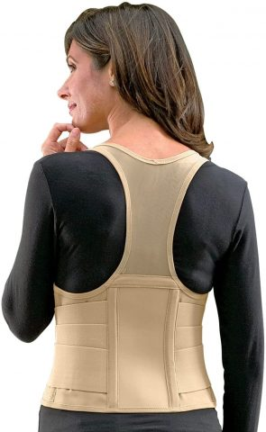 Cincher Women's Back Support