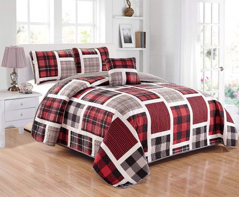 Linen-Plus-Twin-Size-3pc-Quilted-Bedspread-Set