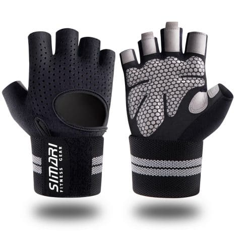 SIMARI-Workout-Gloves-for-Women-MenTraining-Gloves-with-Wrist-Support-for-Fitness-Exercise-Weight-Lifting-Gym-Lifts-Made-of-Microfiber-and-Lycra-SMRG902