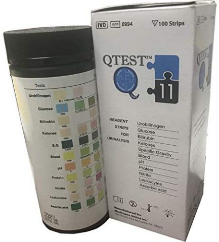 CYBOW 11 Series Reagent Strips for Urinalysis