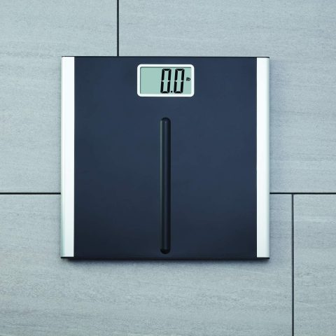 EatSmart Precision Premium Digital Bathroom Scale with 3.5 LCD and Step-On Technologyv
