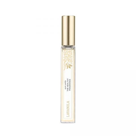 Lavanila The Healthy Fragrance. Clean and Natural Pure Vanilla Perfume for Women (0.32 oz Roller)