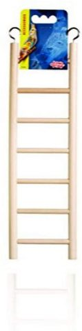 Living World Wooden Ladder Small Animal Toy