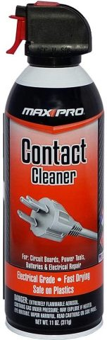 Max Professional 2015 Contact Cleaner (DPC) - 11 oz.