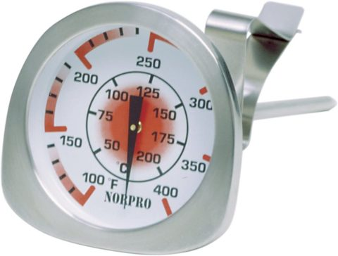 Norpro Candy Thermometer, 1 EA, Silver
