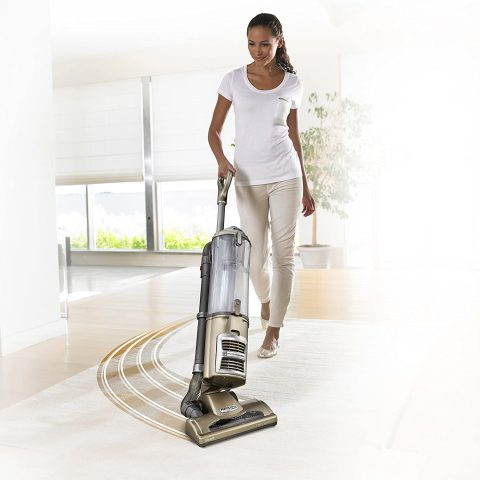 Shark Navigator DLX Upright Vacuum in GoldSilver