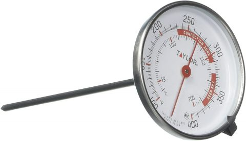 Taylor Precision Products CandyDeep FryJelly Thermometer