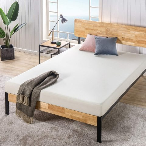 Zinus Ultima 6 Comfort Memory Foam Mattress, Twin