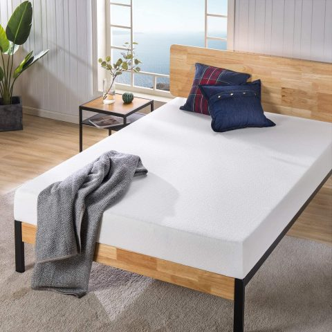 Zinus Ultima 8 Comfort Memory Foam Mattress, Full