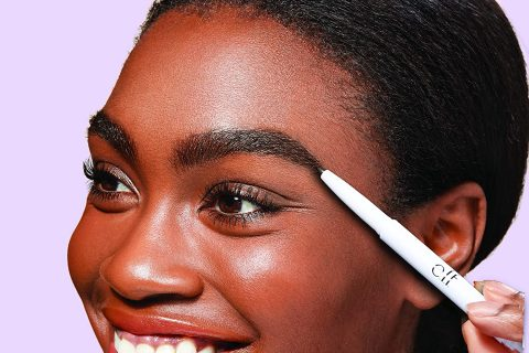 e.l.f. Essential Instant Lift Eyebrow Pencil for Fabulous Eyebrows, Neutral Brown